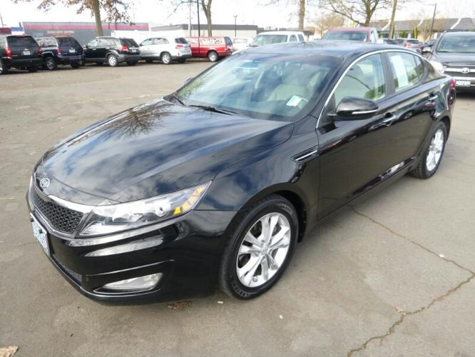 2012 kia optima lx 4dr sedan 6a for sale in eugene oregon. Black Bedroom Furniture Sets. Home Design Ideas