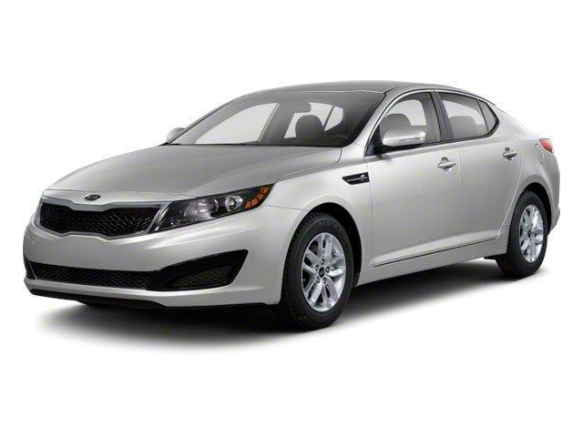 2012 Kia Optima LX LX 4dr Sedan 6M