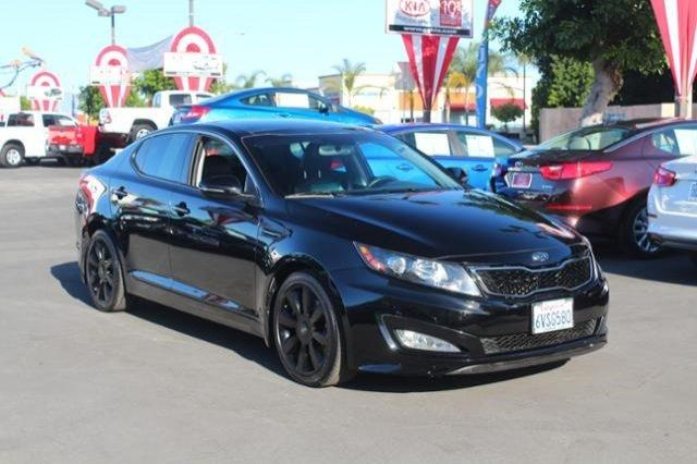2012 kia optima sx turbo 4dr sedan 6a for sale in garden. Black Bedroom Furniture Sets. Home Design Ideas