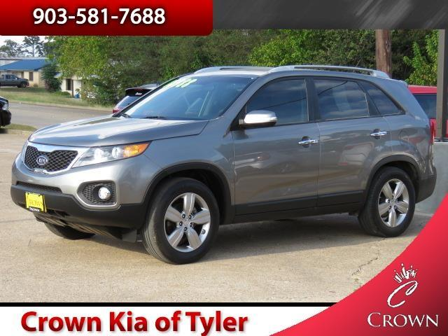 2012 kia sorento ex ex 4dr suv i4 gdi for sale in tyler texas classified. Black Bedroom Furniture Sets. Home Design Ideas