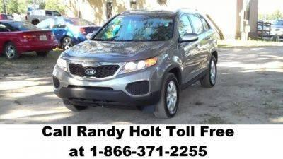 2012 KIA SORENTO LX *** Warranty - 26 HWY MPG - Super