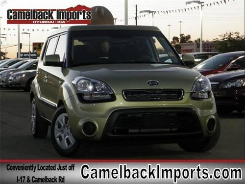 2012 Kia Soul Hatchback Hatchback For Sale In Phoenix