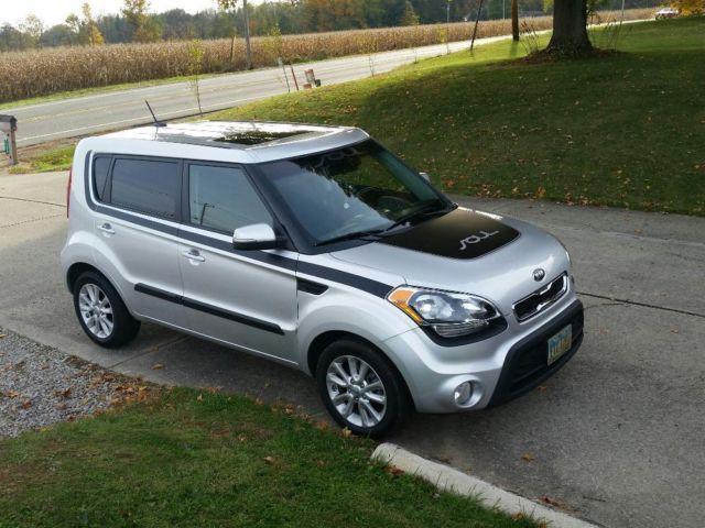 2012 Kia Soul Plus For Sale In Hebron Ohio Classified