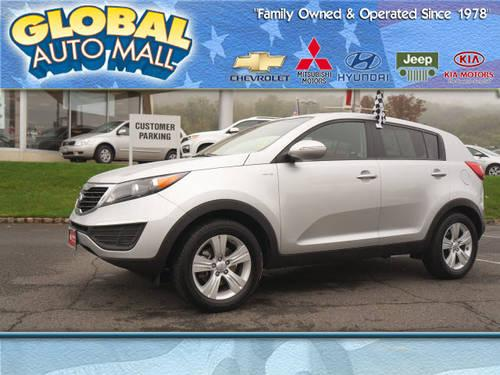 2012 kia sportage crossover awd lx for sale in muhlenberg new jersey classified. Black Bedroom Furniture Sets. Home Design Ideas