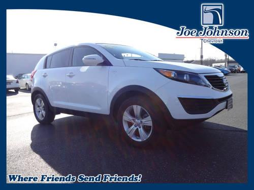2012 kia sportage crossover awd lx for sale in troy ohio classified. Black Bedroom Furniture Sets. Home Design Ideas