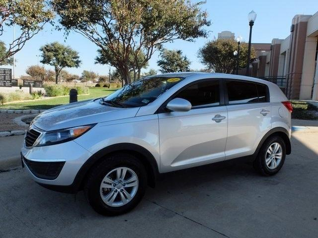 2012 kia sportage lx for sale in waxahachie texas classified. Black Bedroom Furniture Sets. Home Design Ideas