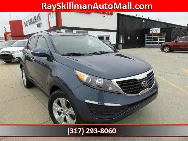 2012 kia sportage lx lx 4dr suv for sale in indianapolis indiana classified. Black Bedroom Furniture Sets. Home Design Ideas