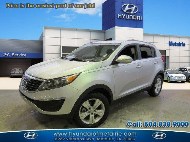 2012 kia sportage lx metairie la for sale in metairie louisiana classified. Black Bedroom Furniture Sets. Home Design Ideas