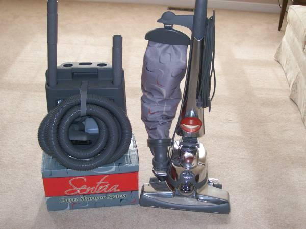 2012 Kirby Sentria G10d Vacuum Cleaner W Many Acc S Like