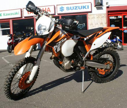 2012 ktm 500 exc dual sport for sale in monroe connecticut classified. Black Bedroom Furniture Sets. Home Design Ideas