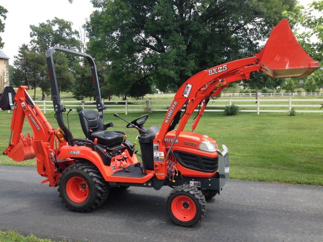 2012 KUBOTA TRACTOR FOR SALE