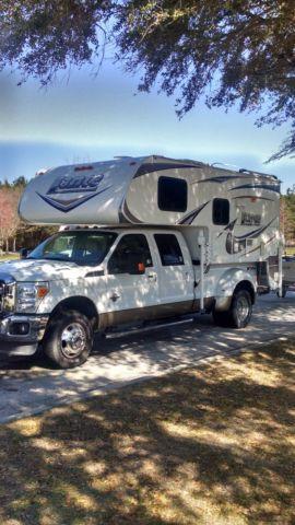 2012 Lance Truck Camper Model 850 For Sale In Savannah
