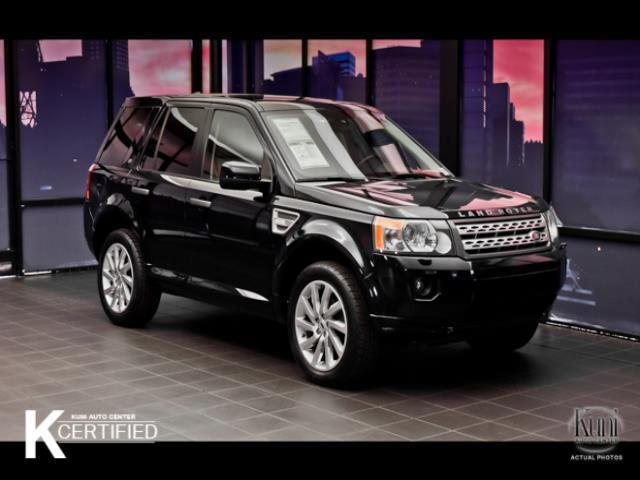 2012 Land Rover LR2 HSE AWD HSE 4dr SUV