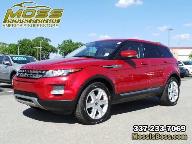 2012 land rover range rover evoque pure plus awd pure plus 4dr suv for sale in lafayette. Black Bedroom Furniture Sets. Home Design Ideas