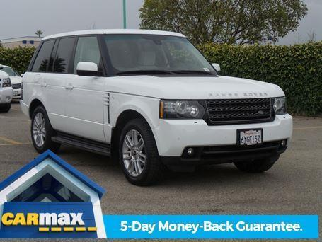 2012 Land Rover Range Rover HSE 4x4 HSE 4dr SUV