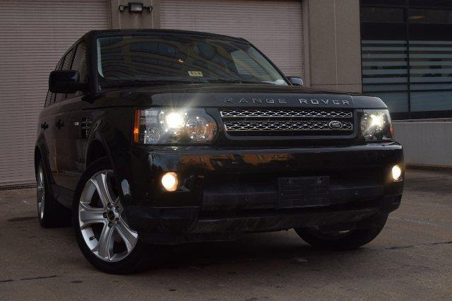 2012 Land Rover Range Rover Sport HSE LUX 4x4 HSE LUX