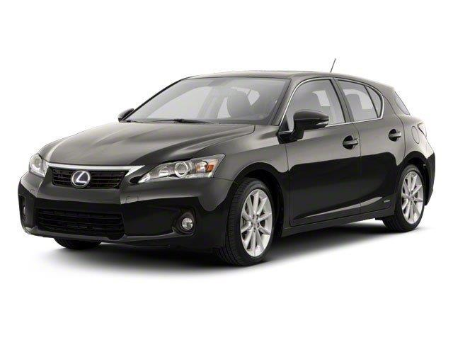 2012 Lexus CT 200h Base 4dr Hatchback