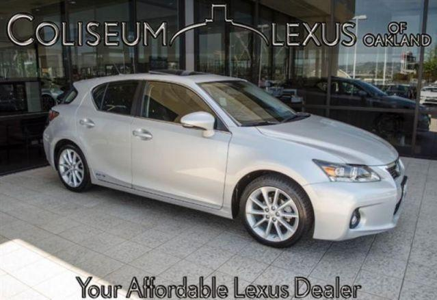 2012 lexus ct 200h fwd 4dr hybrid for sale in oakland california classified. Black Bedroom Furniture Sets. Home Design Ideas