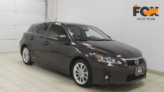 2012 Lexus CT 200h Premium Premium 4dr Hatchback
