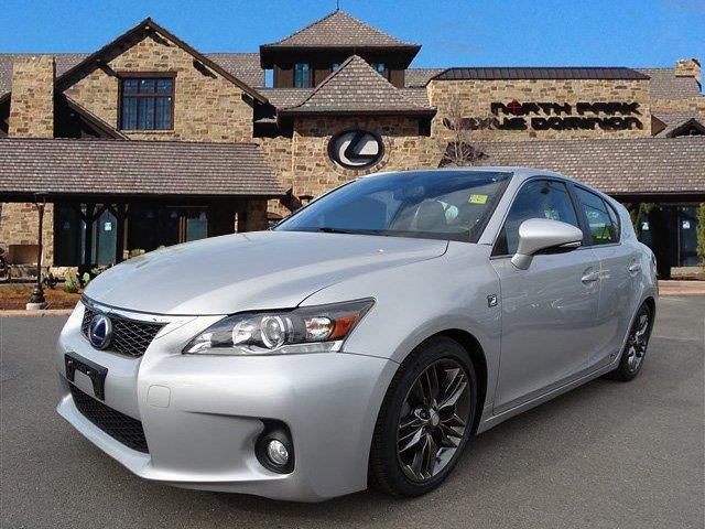 2012 Lexus Ct 200h Premium Premium 4dr Hatchback For Sale