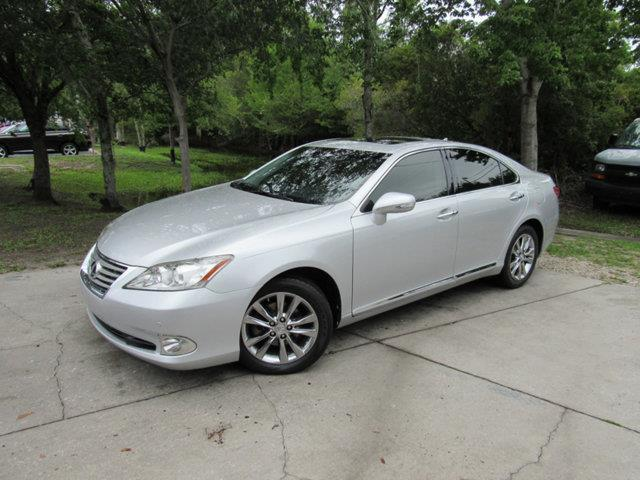 2012 lexus es 350 base 4dr sedan for sale in gainesville florida classified. Black Bedroom Furniture Sets. Home Design Ideas
