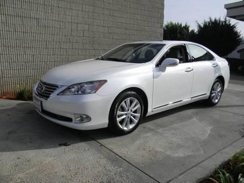 2012 lexus es 350 for sale in artesia california classified. Black Bedroom Furniture Sets. Home Design Ideas
