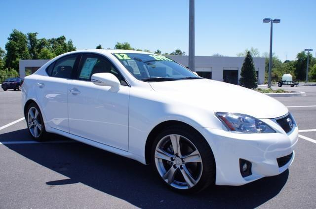 2012 lexus is 250 4dr car 4dr spt sdn rwd for sale in clermont florida classified. Black Bedroom Furniture Sets. Home Design Ideas