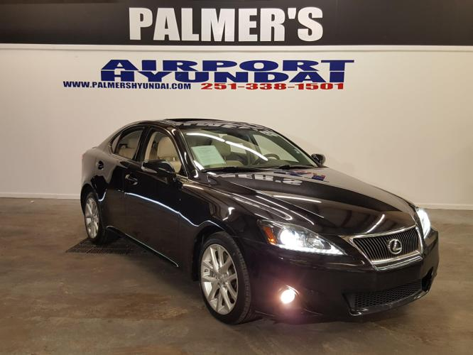 2012 lexus is 250 base awd 4dr sedan for sale in mobile alabama classified. Black Bedroom Furniture Sets. Home Design Ideas
