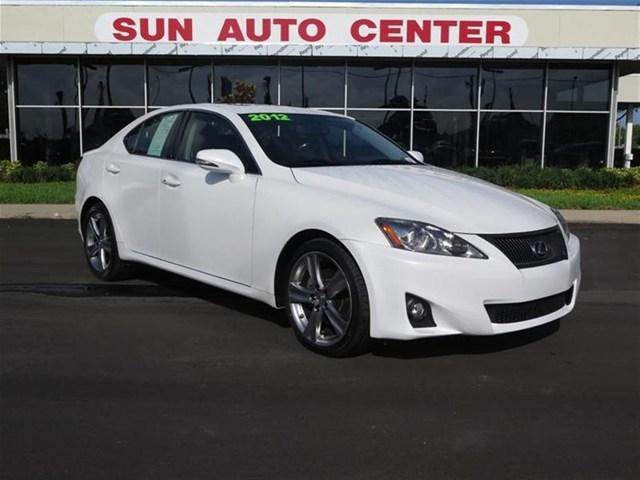 2012 Lexus IS 250 Base Holiday, FL