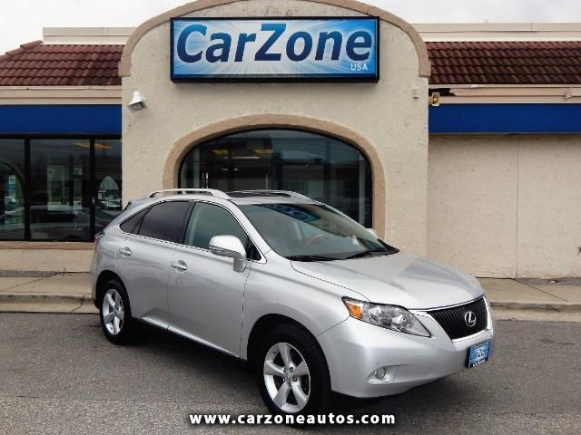 2012 lexus rx 350 base awd 4dr suv for sale in baltimore maryland classified. Black Bedroom Furniture Sets. Home Design Ideas