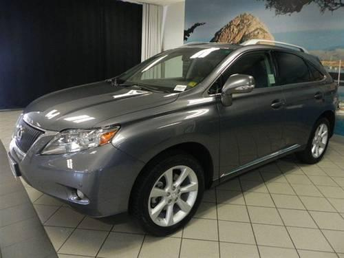 2012 lexus rx 350 suv awd 4dr suv for sale in san jose california classified. Black Bedroom Furniture Sets. Home Design Ideas
