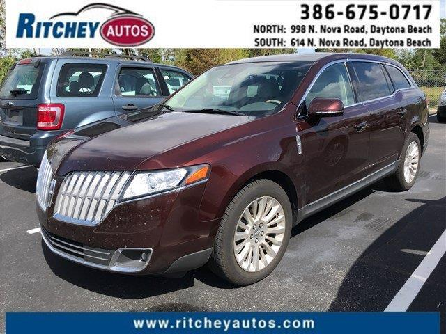 2012 Lincoln MKT Base Base 4dr Crossover