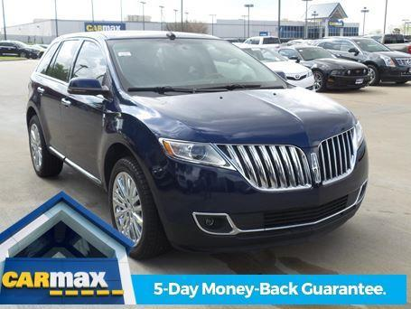 2012 lincoln mkx base 4dr suv for sale in houston texas classified. Black Bedroom Furniture Sets. Home Design Ideas
