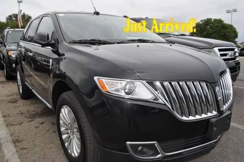 2012 lincoln mkx sedan fwd 4dr for sale in austin texas classified. Black Bedroom Furniture Sets. Home Design Ideas