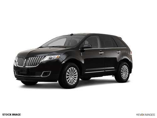 2012 Lincoln MKX SUV for Sale in Spartanburg, South ...