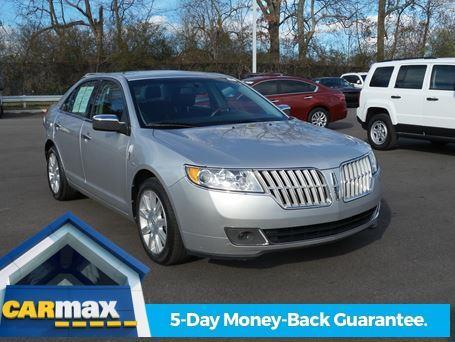 2012 Lincoln MKZ Base 4dr Sedan