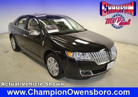 2012 lincoln mkz base owensboro ky for sale in owensboro kentucky classified. Black Bedroom Furniture Sets. Home Design Ideas