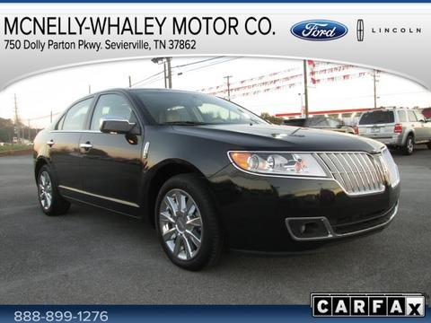 2012 lincoln mkz base sevierville tn for sale in pigeon forge tennessee classified. Black Bedroom Furniture Sets. Home Design Ideas