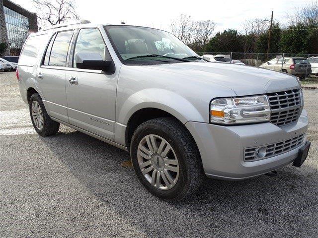 2012 Lincoln Navigator Base 4x2 Base 4dr SUV