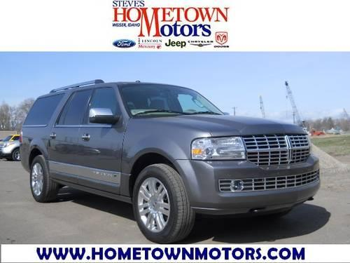 2012 lincoln navigator l suv for sale in crystal idaho classified. Black Bedroom Furniture Sets. Home Design Ideas