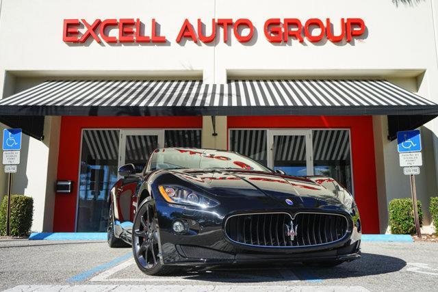 2012 Maserati GranTurismo Sport Sport 2dr Convertible