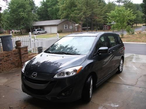 2012 mazda 5 mazda5 grand touring fully loaded 14k for sale in evansville indiana classified. Black Bedroom Furniture Sets. Home Design Ideas