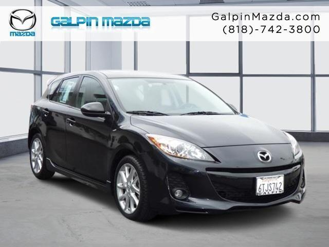 2012 mazda m3h s grand touring hatchback s grand touring for sale in van nuys california. Black Bedroom Furniture Sets. Home Design Ideas