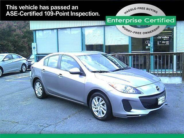 2012 Mazda Mazda3 4dr Sdn Auto i Touring *Ltd Avail* for ...