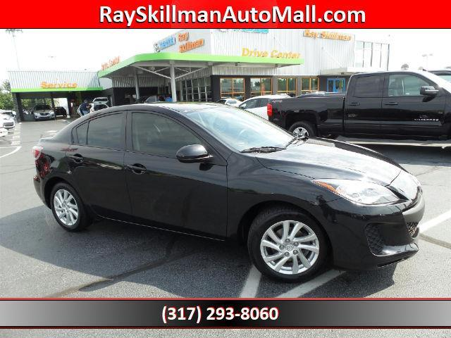 Ray Skillman Hyundai >> 2012 Mazda Mazda3 i Grand Touring i Grand Touring 4dr Sedan for Sale in Indianapolis, Indiana ...