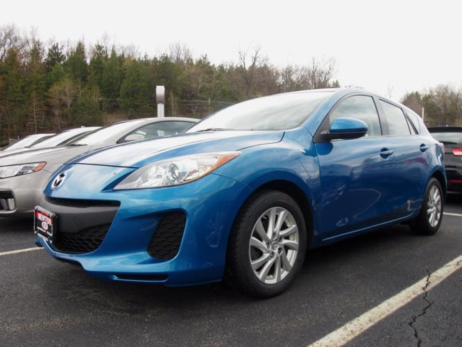 2012 mazda mazda3 i touring 4dr hatchback 6m for sale in allamuchy township new jersey. Black Bedroom Furniture Sets. Home Design Ideas