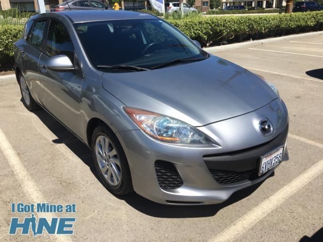 2012 mazda mazda3 i touring i touring 4dr hatchback 6m for sale in rancho california california. Black Bedroom Furniture Sets. Home Design Ideas