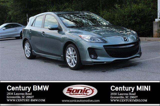 2012 mazda mazda3 s grand touring s grand touring 4dr. Black Bedroom Furniture Sets. Home Design Ideas