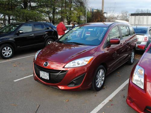 2012 mazda mazda5 4 dr wagon sport for sale in new hampton new york classified. Black Bedroom Furniture Sets. Home Design Ideas