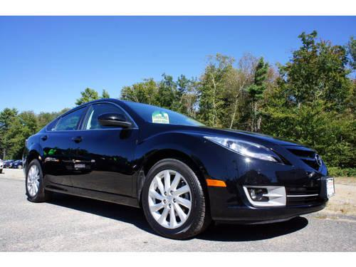 2012 mazda mazda6 4 dr sedan i touring for sale in raynham massachusetts classified. Black Bedroom Furniture Sets. Home Design Ideas
